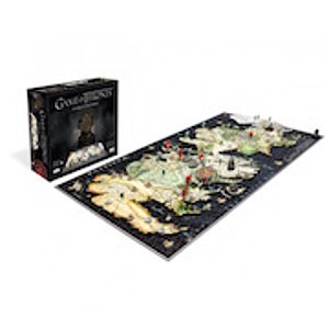 Game of Thrones 3D Puzzle (Bild: radbag)