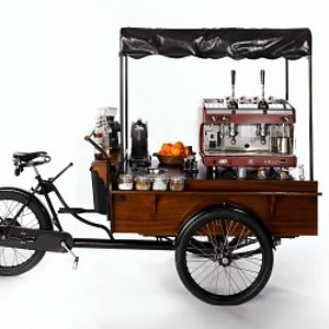 Das Coffee-Bike!