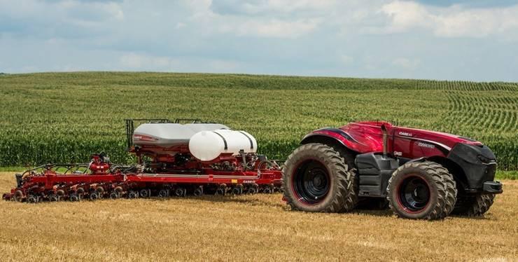 Digitalisierung der Landwirtschaft: Erobern jetzt Drohnen und ...
