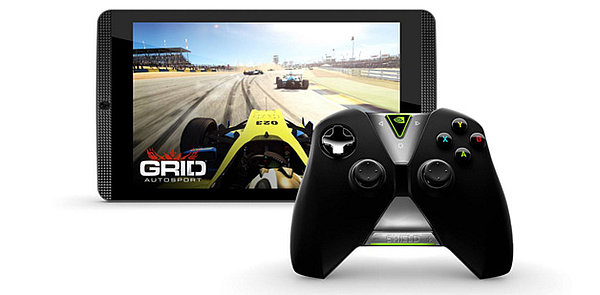 Nvidia Shield Tablet (Bild: Nvidia)