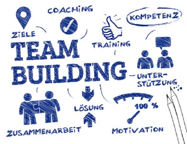 Teamaufbau Im Unternehmen Förderland