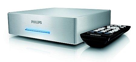 Philips SPE9025CC und SPC8020CC Netz-Film- und Musik-Festplatten - foerderland