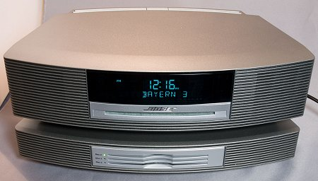 bose wave music system im test high tech radiowecker. Black Bedroom Furniture Sets. Home Design Ideas