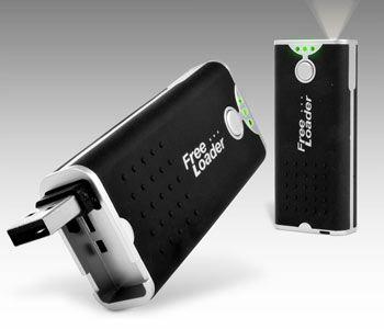 freeloader batterie ladeger t akkus per usb aufladen. Black Bedroom Furniture Sets. Home Design Ideas