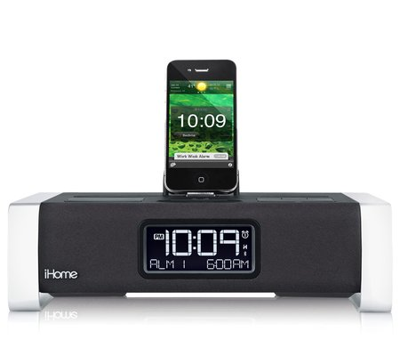 ihome ia100 radiowecker dock f r ipad und co foerderland. Black Bedroom Furniture Sets. Home Design Ideas