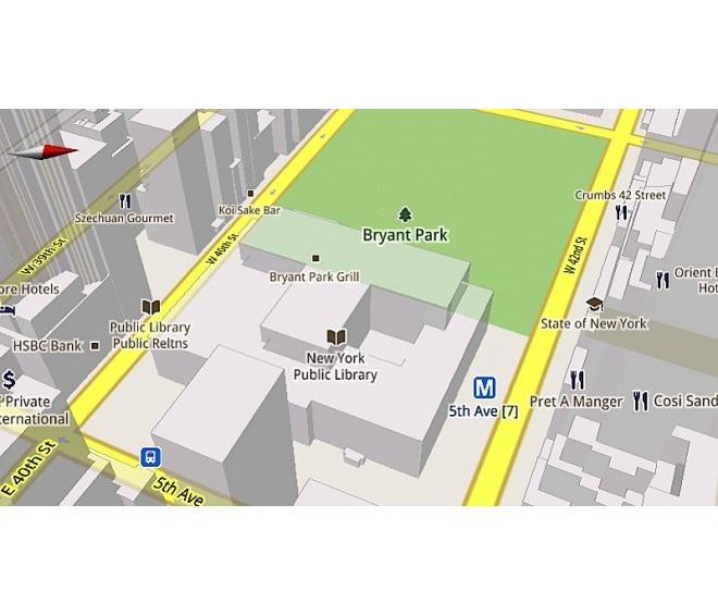 google maps 5 mit offline navigation foerderland. Black Bedroom Furniture Sets. Home Design Ideas