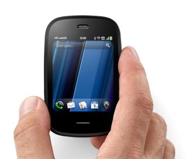 hp veer winziges smartphone mit webos foerderland. Black Bedroom Furniture Sets. Home Design Ideas