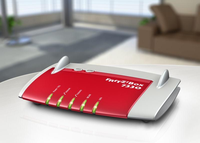 Avm fritzbox 7330 viel mehr als nur ein router foerderland - Fritzbox 7330 login ...