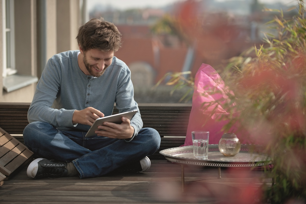 smart home von der telekom ferngesteuertes haus foerderland. Black Bedroom Furniture Sets. Home Design Ideas