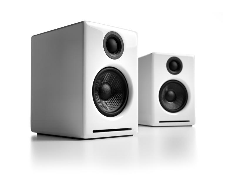 audioengine a2 im test kleine boxen gro er klang. Black Bedroom Furniture Sets. Home Design Ideas