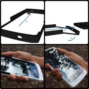 exo drive smartphone h lle erweitert speicher mit micro. Black Bedroom Furniture Sets. Home Design Ideas
