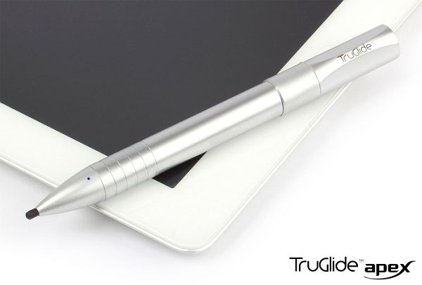 TruGlide Apex: Touchscreen-Stift, der anders ist