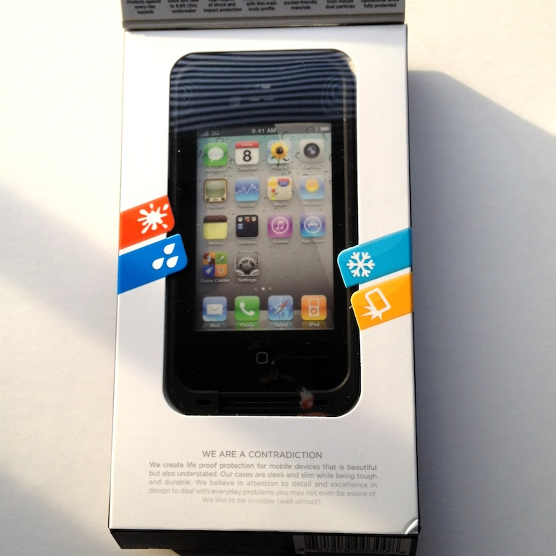 lifeproof iphone case im test ma geschneiderter schutz. Black Bedroom Furniture Sets. Home Design Ideas