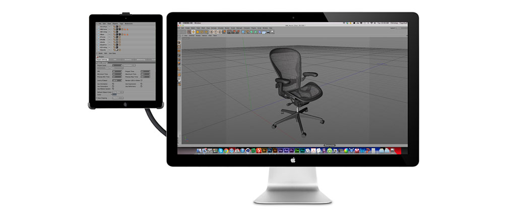 ein tablet als zus tzlichen bildschirm verwenden so geht s f rderland. Black Bedroom Furniture Sets. Home Design Ideas