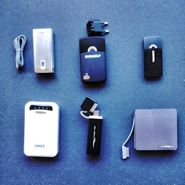 kleine kaufberatung externe akkus f r smartphones und. Black Bedroom Furniture Sets. Home Design Ideas