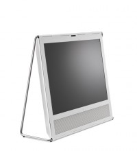 bang olufsen beoplay v1 fernseher mit versteck f r apple tv f rderland. Black Bedroom Furniture Sets. Home Design Ideas
