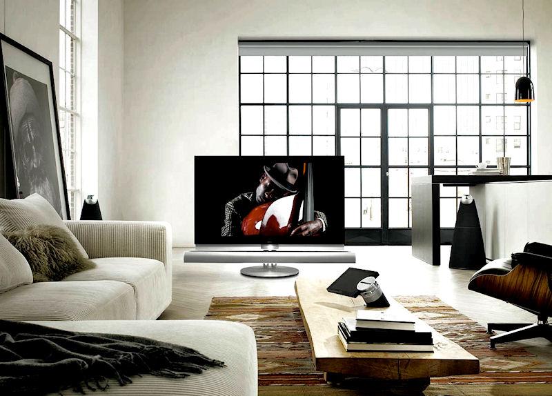b o beovision 7 55 3d in gross und teuer foerderland. Black Bedroom Furniture Sets. Home Design Ideas