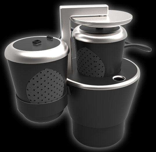 progresso coffee die mobile kaffeemaschine f rs auto den truck oder das boot f rderland. Black Bedroom Furniture Sets. Home Design Ideas