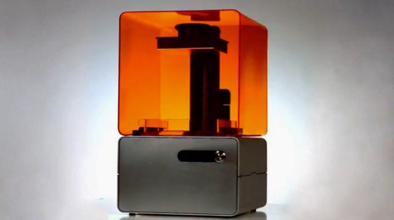 form 1 neuer 3d drucker bringt profiqualit t f r. Black Bedroom Furniture Sets. Home Design Ideas