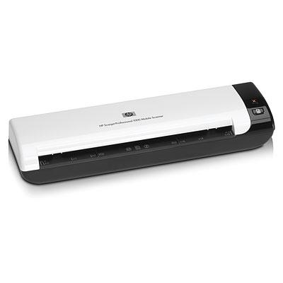 Hp Scanjet Professional 1000 Scanner F 252 R Die Hosentasche