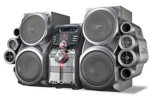 jvc hxd77j mini system flugabwehr oder stereoanlage foerderland. Black Bedroom Furniture Sets. Home Design Ideas