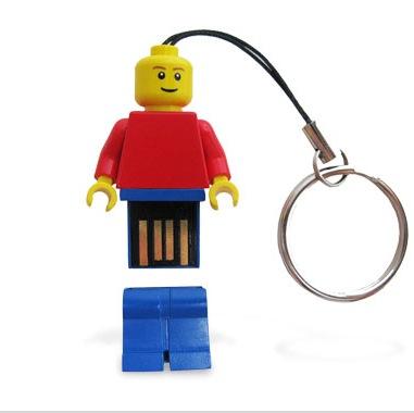 Lego Minifigur Usb Stick Mit 2 Gb Legomannchen Speichert Daten