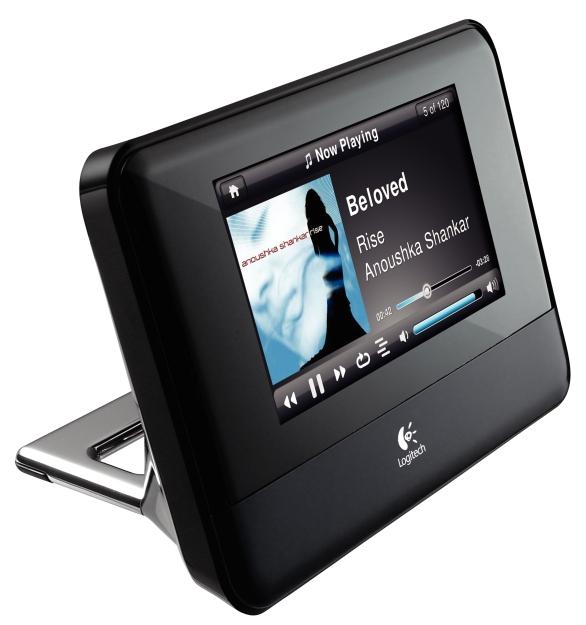logitech squeezebox touch musik im ganzen haus im griff. Black Bedroom Furniture Sets. Home Design Ideas