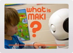 maki robot einen eigenen roboter per 3d drucker erstellen f rderland. Black Bedroom Furniture Sets. Home Design Ideas
