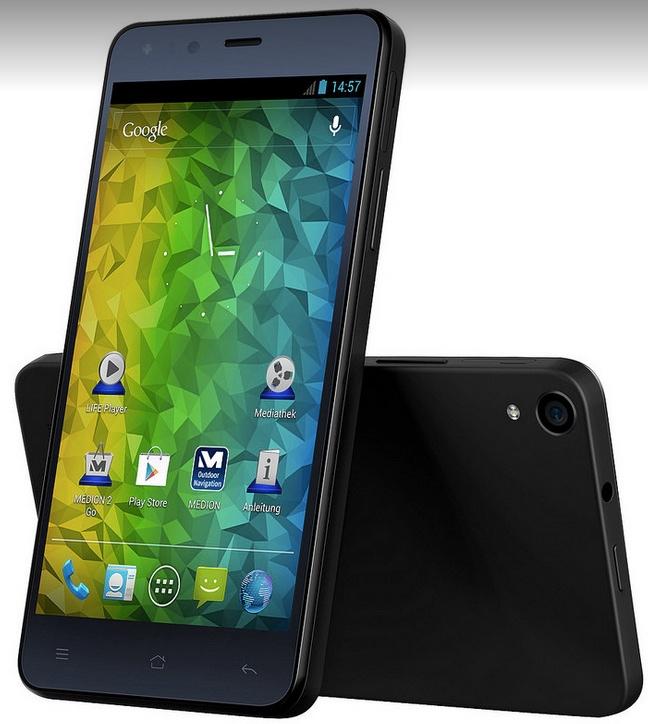 octacore f r die massen neues achtkern smartphone von medion kostet nur 179 euro f rderland. Black Bedroom Furniture Sets. Home Design Ideas
