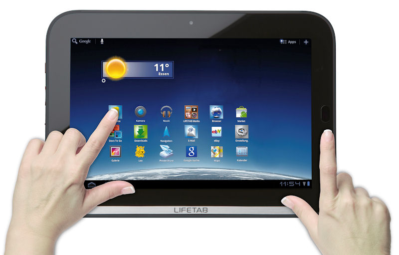 medion lifetab p9516 aldi tablet die zweite foerderland. Black Bedroom Furniture Sets. Home Design Ideas