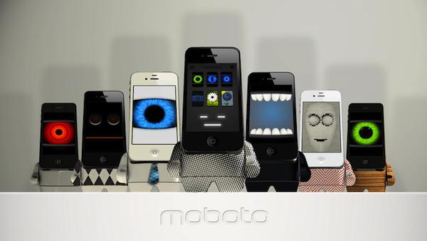 moboto iphone dock mit eigenleben f rderland. Black Bedroom Furniture Sets. Home Design Ideas