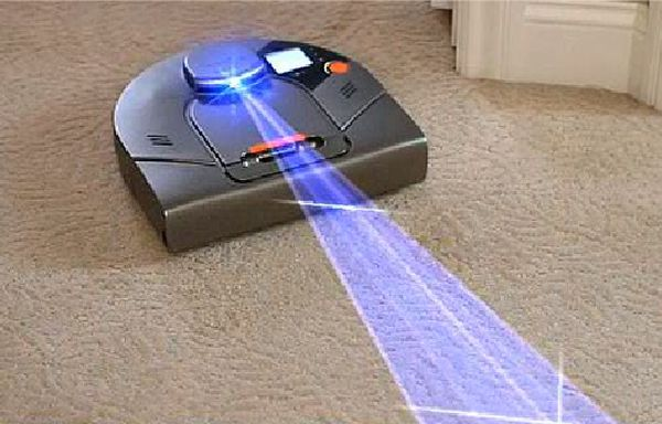 neato robotics xv 11 staubsaug roboter mit plan foerderland. Black Bedroom Furniture Sets. Home Design Ideas