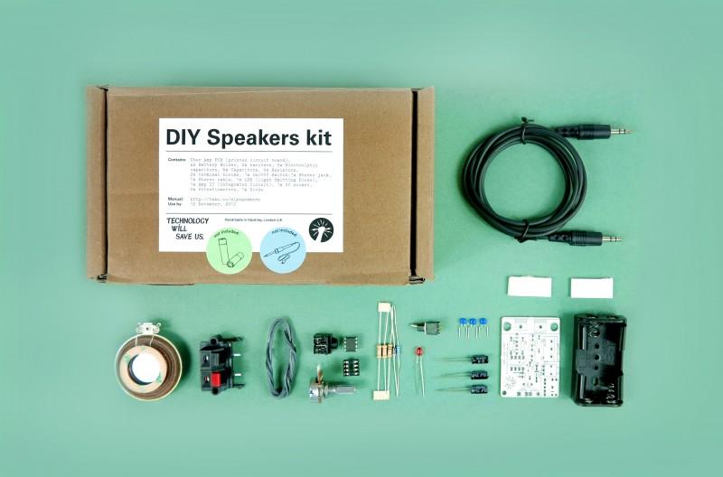 technology will save us diy speaker kit aktiver vibrationslautsprecher im selbstbau f rderland. Black Bedroom Furniture Sets. Home Design Ideas