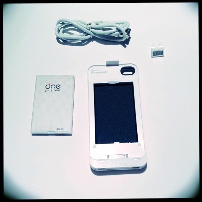 Zusatzakku Iphone  Plus