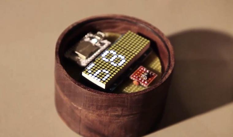 Open source nest bau dir dein eigenes schlaues thermostat f r 50 euro foerderland - Whirlpool selber bauen 50 euro ...