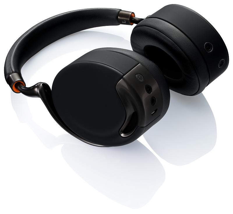 Parrot Zik: On-Ear-Kopfhörer mit Vollausstattung