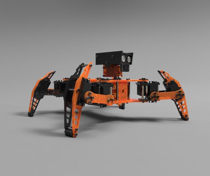 pikit baukasten verwandelt raspberry pi in roboter f rderland. Black Bedroom Furniture Sets. Home Design Ideas