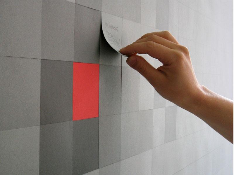 Pixelnotes Tapetendesign Haut Es Mit Edding An Die Wände Förderland