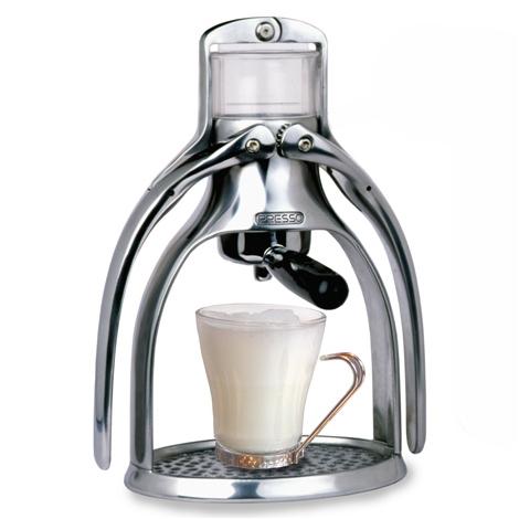 Patrick Hunt Presso Espressomaschine Mit Krafttraining