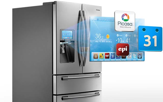 Intelligenter kühlschrank kaufen