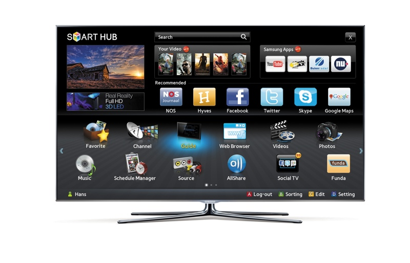 smart tv mit android betriebssytem wer weiss. Black Bedroom Furniture Sets. Home Design Ideas