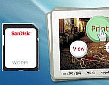 sandisk sd card worm daten speichern f r die ewigkeit. Black Bedroom Furniture Sets. Home Design Ideas