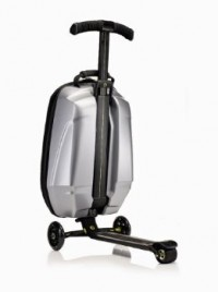 Micro Luggage Scooter Rasender Koffer F 246 Rderland