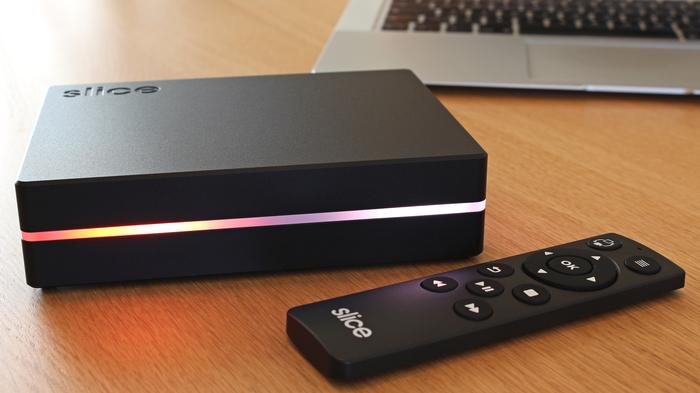 five ninjas slice multimedia player mit raspberry pi im. Black Bedroom Furniture Sets. Home Design Ideas