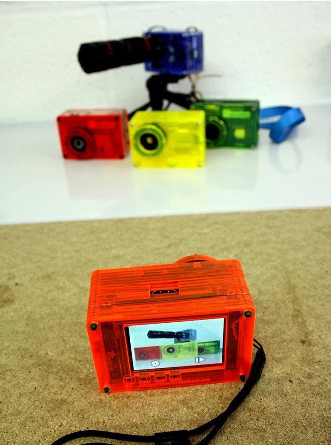 snappicam digitalkamera bausatz auf basis eines raspberry pi f rderland. Black Bedroom Furniture Sets. Home Design Ideas