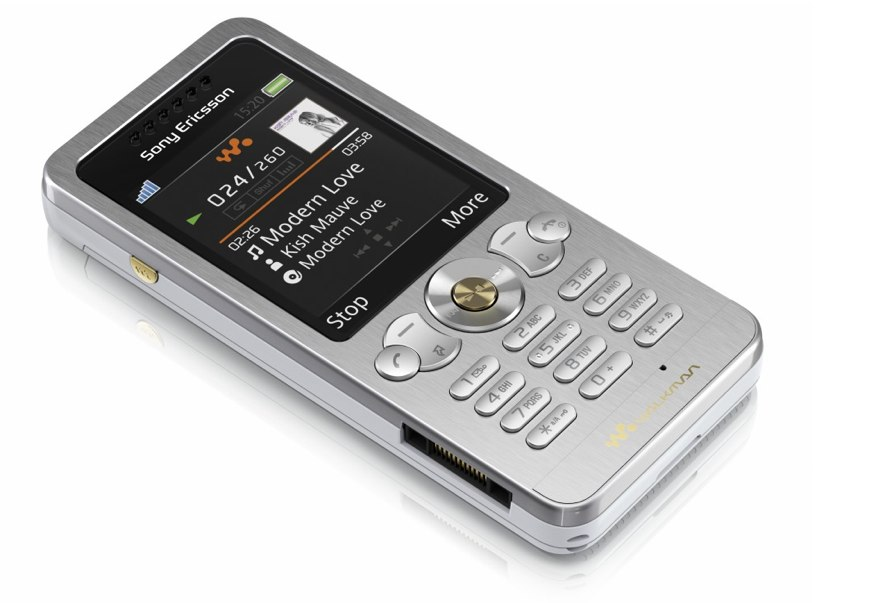 Sony Ericsson W302: Kompromisslos für den Normalo-User ...
