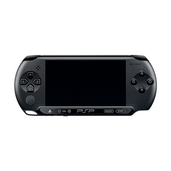 sony playstation portable psp e1000 unterwegs zocken f r unter 100 euro f rderland. Black Bedroom Furniture Sets. Home Design Ideas