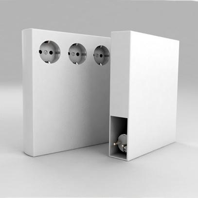 Smart Sales And Lease >> Dave Hakkens Stekkerboek Mehrfachsteckdose: Wo steckt die ...