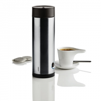 stelton simply espresso akkubetriebene espressomaschine foerderland. Black Bedroom Furniture Sets. Home Design Ideas