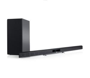 teufel cinebar 11 schlanker bluetooth soundbar mit 90. Black Bedroom Furniture Sets. Home Design Ideas